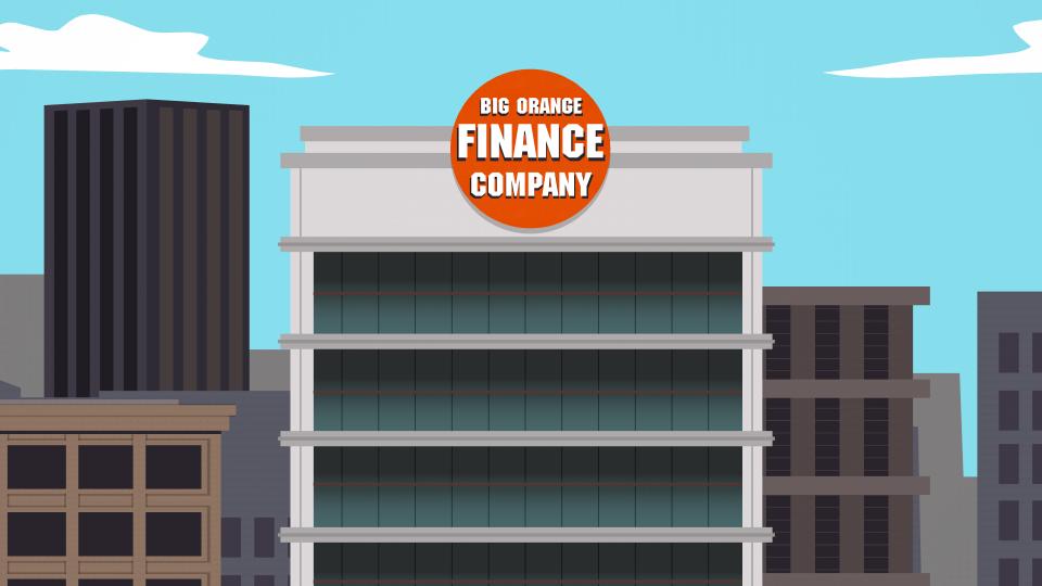 Big Orange Finance Company