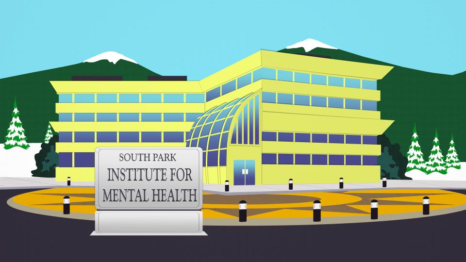 南方公园精神病研究所