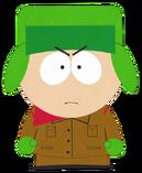 Chinpokomon Soldier Kyle