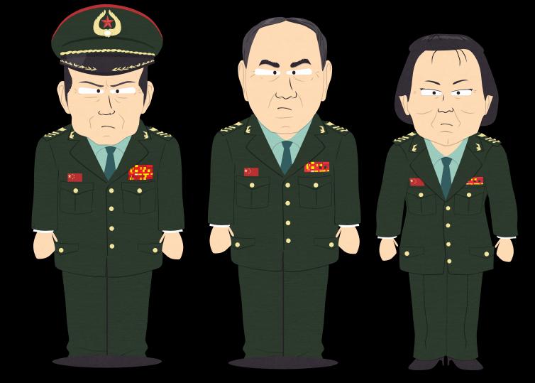 Chinese Court Judges
