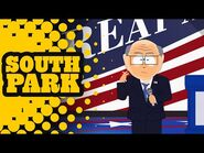Is This Politician Offensive? - SOUTH PARK