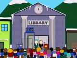 Library Starvin Marvin