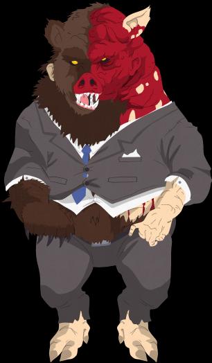 人熊猪(角色)