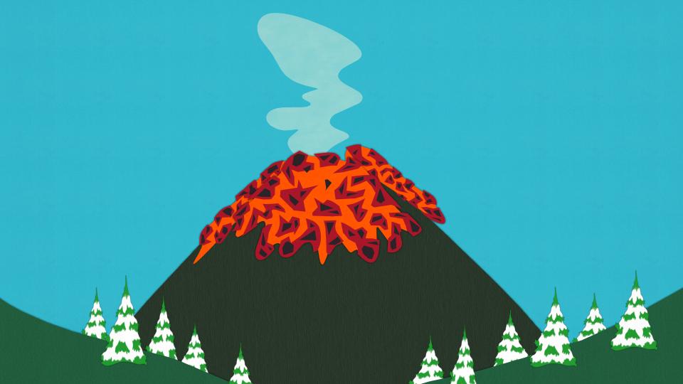 埃文斯顿山