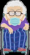 Elderly-extortionist