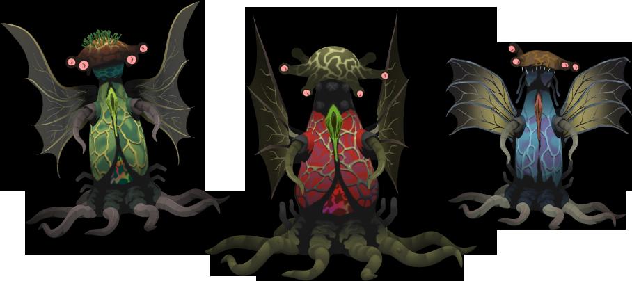 克苏鲁神话怪物