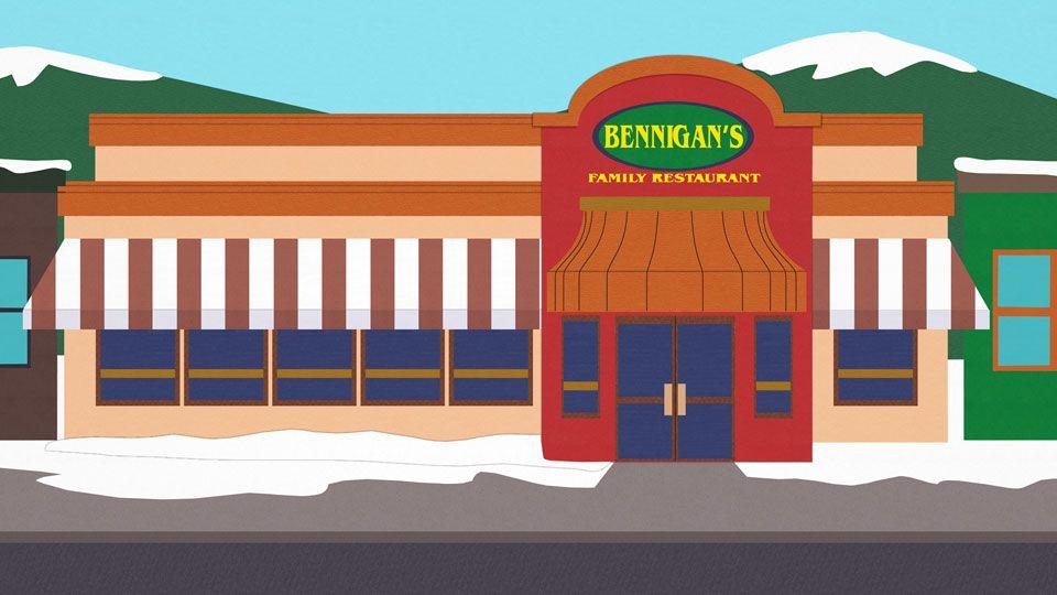 本尼根餐厅