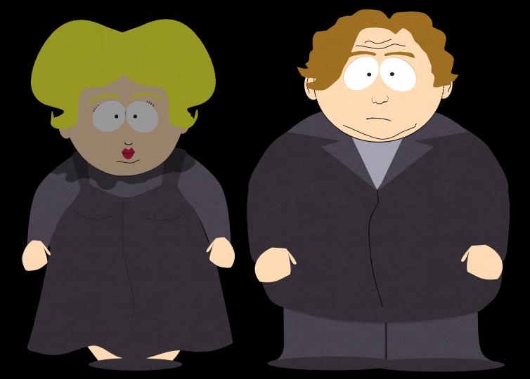 Cartman's Unnamed Relatives