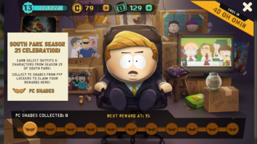 South Park: Phone Destroyer/Events