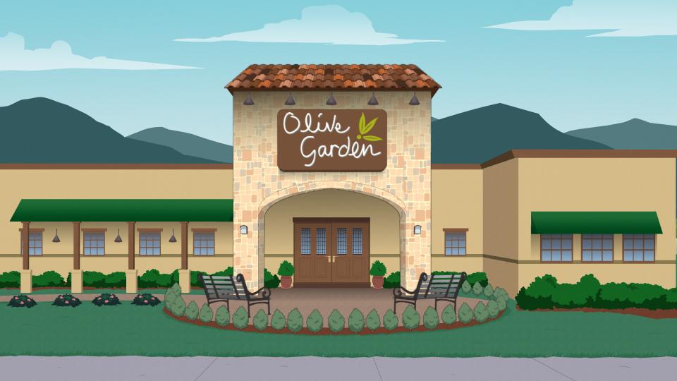 橄榄园餐厅