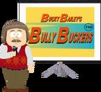 巴基·贝利反霸凌组织