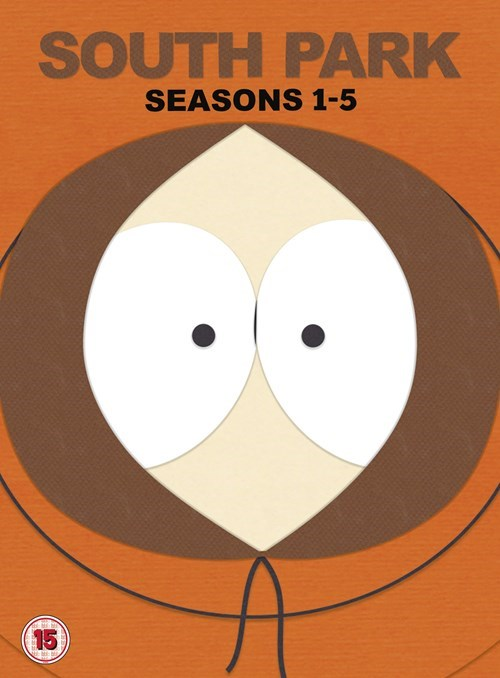 South Park: Seasons 1-5