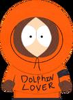 Kenny-dolphin-lover