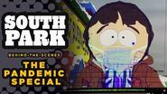 """Making of """"The Pandemic Special"""" - SOUTH PARK"""