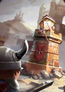 Castledefenderfancard