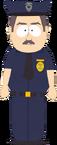 约翰逊警官