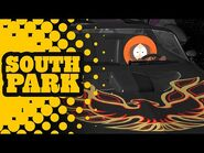 Kenny Rides on a Trans Am with a Rockin' Hot Chick - SOUTH PARK
