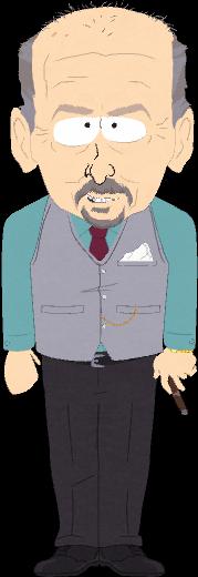 皮特斯先生