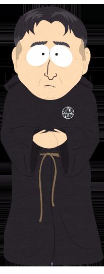 Cthulhu Cult Leader