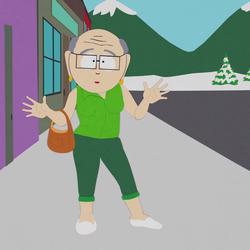 Mr. Garrison's Fancy New Vagina