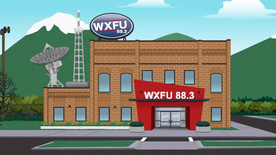 WXFU广播站