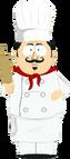 法贡西尼餐厅大厨