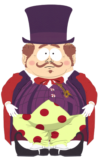 Mayor of Imaginationland