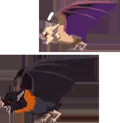 蝙蝠(真理之杖)