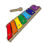 Tex itemicon xylophone.png