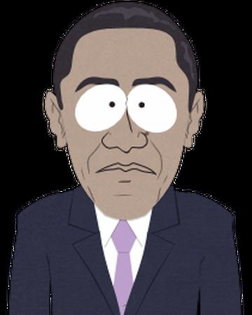 Barack Obama South Park Archives Fandom