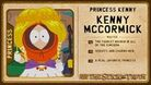 Kenny Character Card