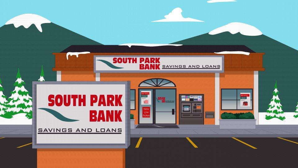 南方公园银行