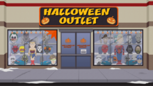 Halloween-outlet