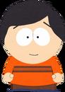 Boy with Orange Shirt