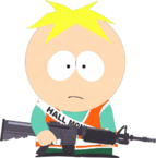 Butters-hall-monitor