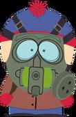 Gas Mask Stan