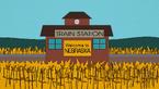 内布拉斯加火车站