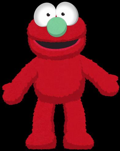 Stop Touching Me Elmo