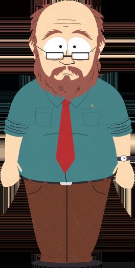 """Mr. Nelson (""""Goobacks"""")"""
