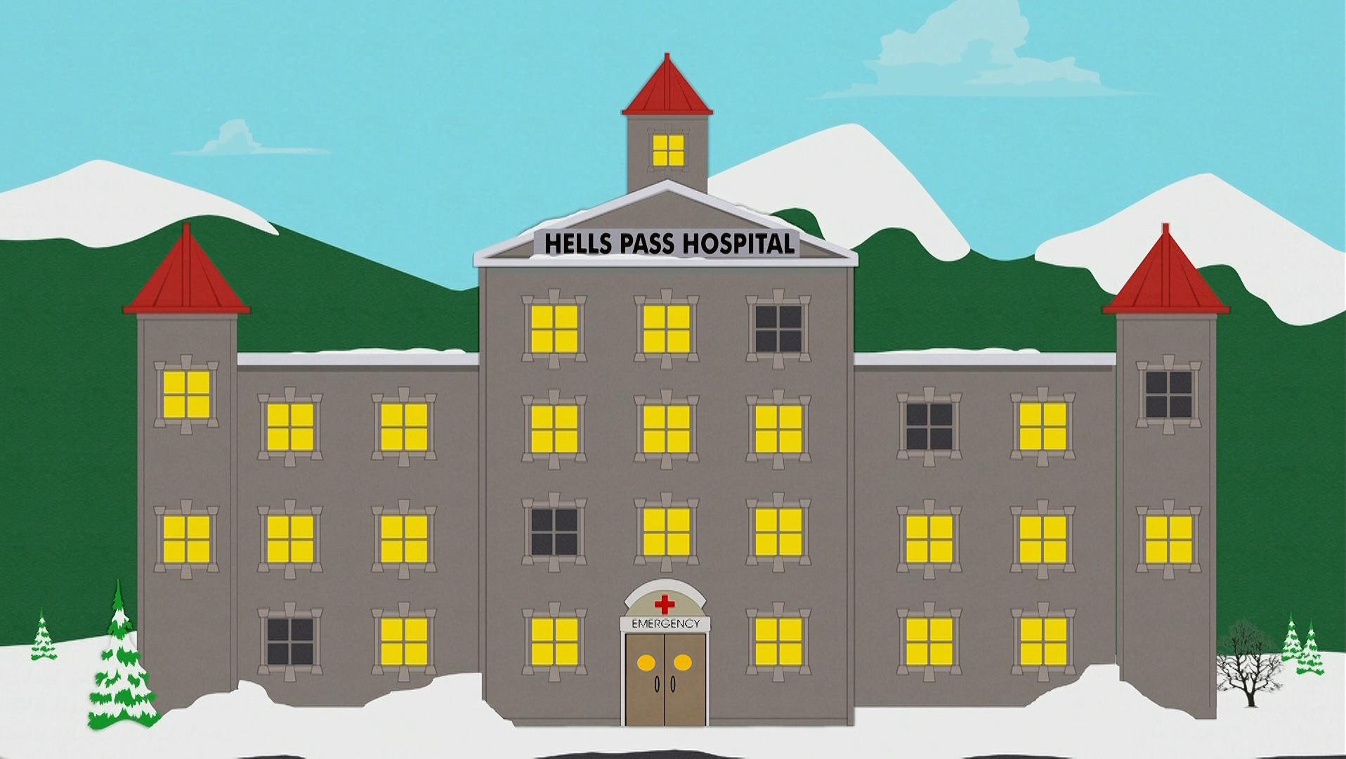 Hell's Pass Hospital
