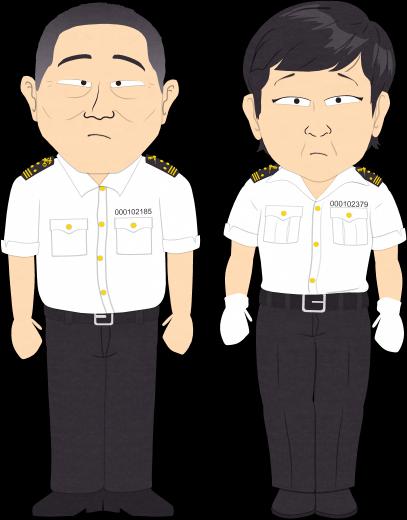 中国海关关员