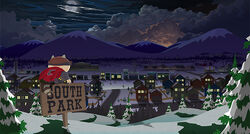 South Park - Die Rektakuläre Zerreißprobe Screenshot Coon.jpg