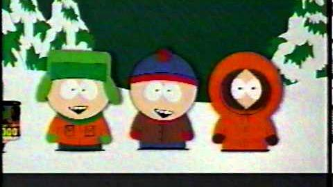 First_South_Park_Commercial_before_series_premiere,_1997