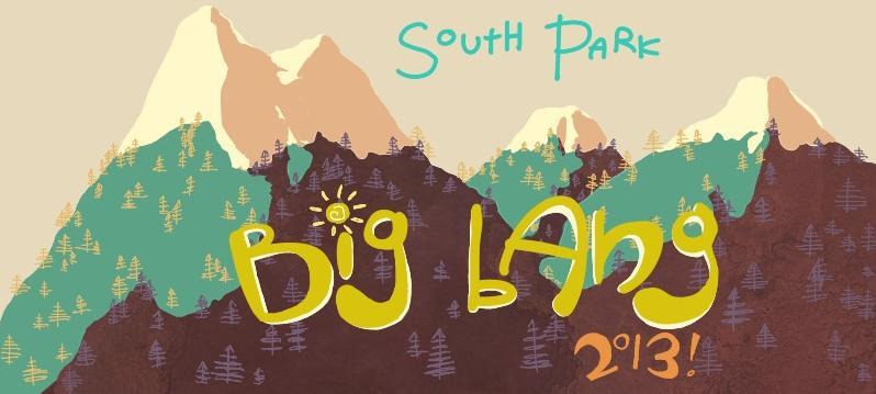 South Park Big Bang