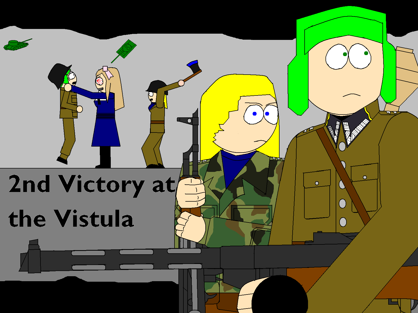 2nd Victory at the Vistula