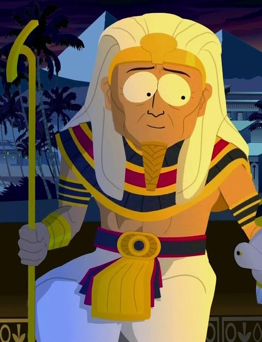 Faraón de Egipto