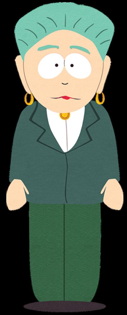 Alcaldesa McDaniels