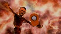 Adolfo Hitler infierno