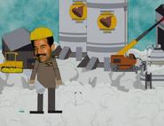 Saddam (Una Escalera al Cielo)