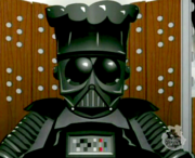 "Darth Chef, como se ve en ""The Return of Chef"""